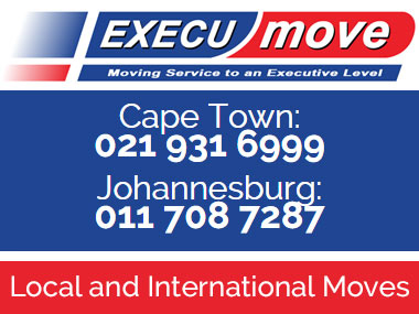 Execu-Move - Execu-move, one of the leading furniture removal companies in South Africa, offers a full range of national and international removals. Execu-move has the experience and technical expertise to make your moving day go as smoothly as possible.